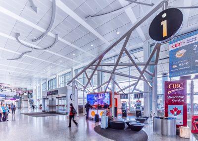 TORONTO PEARSON AIRPORT (YYZ) / FOTO: AUWEKO
